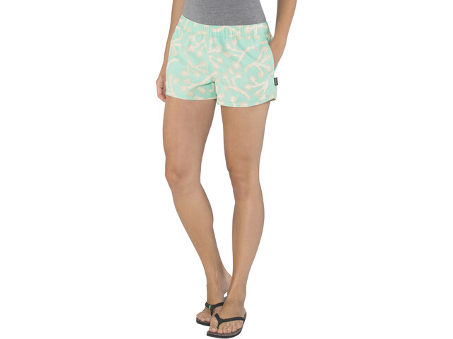 Patagonia Barely Baggy Shorts Damen joshua trees: bend blue